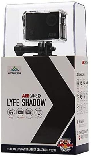 HOTBOX - SHIPPING ONLY, NO PICKUPS - AEE LYFE Silver 4K Action Camera, Toys, Miscellaneous Merch....