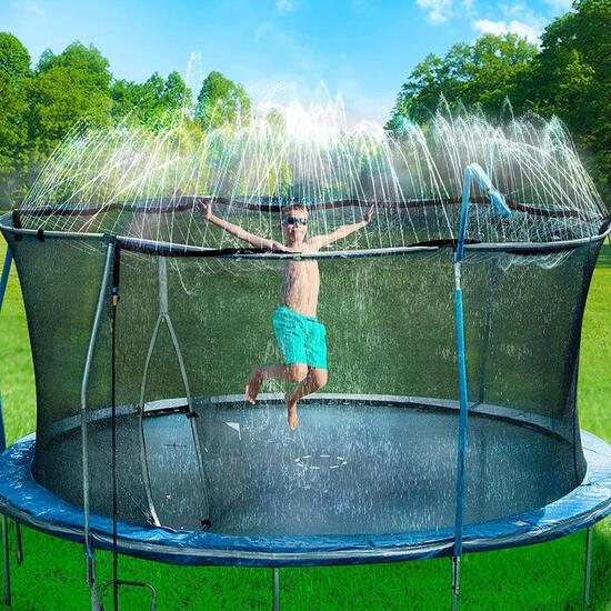 HOTBOX - SHIPPING ONLY, NO PICKUPS - VIMI Trampoline Sprinkler,Smart Watch, Household Goods and more