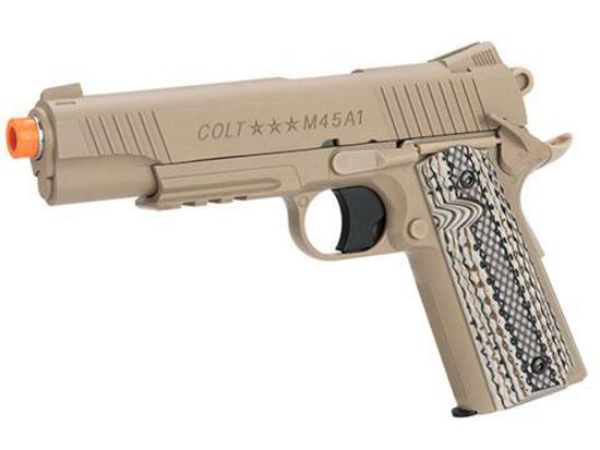 HOTBOX - SHIPPING ONLY, NO PICKUPS - Colt Government Air Pistol, Household Goods, Misc Merchandise