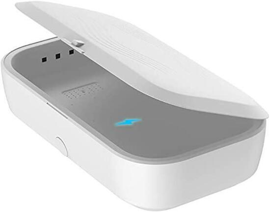 TNTOR Multi-Function Cell Phone Soap with 10W Wireless Charger and Aromatherapy - $36.99 MSRP