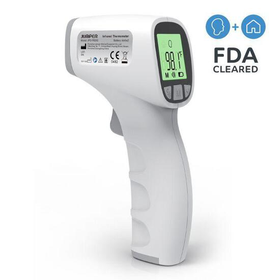 Jumper Non-Contact Infrared Thermometer for Forehead (JPD-FR202)