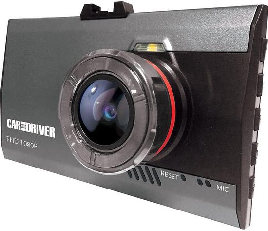 Car and Driver Ultra-Slim Dash Cam $59.99 MSRP