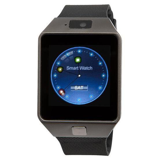 ITIME Smart Watch Black/Black (DZ09UBB5) - $39.99 MSRP