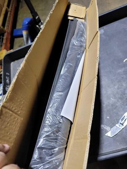 Udear Shoe Rack Portable Dustproof Cover Black