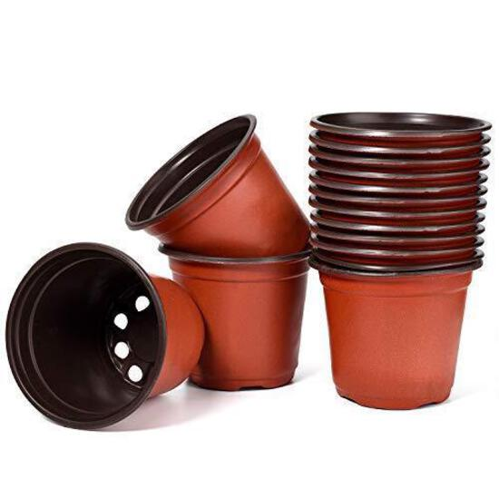 HOTBOX - SHIPPING ONLY, NO PICKUPS - 100 Pcs 4 Inch Plants Nursery Pots, Beauty Products, Misc Merch