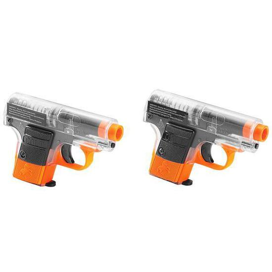 HOTBOX - SHIPPING ONLY, NO PICKUPS - Colt .25 Spring Airsoft Pistol Twin Pack, Mobile Accessories...