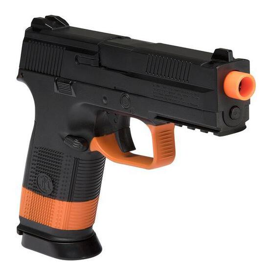 HOTBOX - SHIPPING ONLY, NO PICKUPS - FN HERSTAL FNS-9 Spring Airsoft Pistol, Office Supplies, Misc..