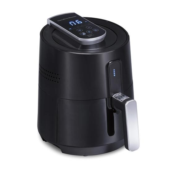 Hamilton Beach Air Fryer Oven 3.7 Quarts, Digital with 6 Presets, Easy to Clean Nonstick, $63.99MSRP