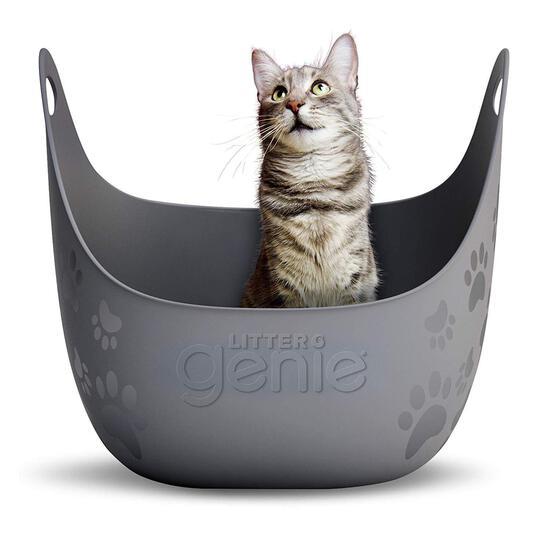 Litter Genie Cat Litter Box - $19.99 MSRP