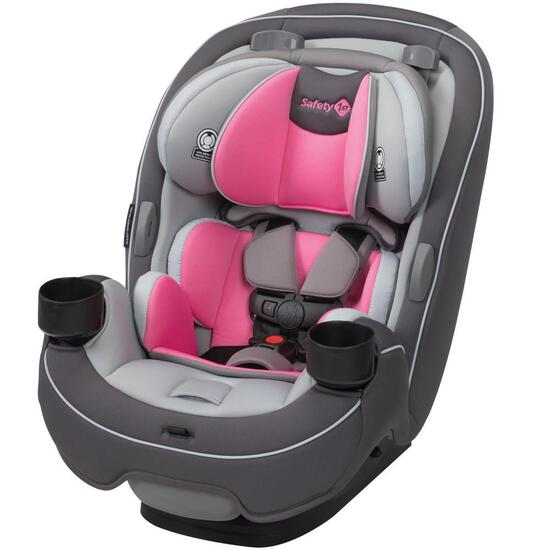 Safety 1st Jive 2-in-1 Convertible, Carbon Rose, One Size (CC267EXM) - $79.99 MSRP