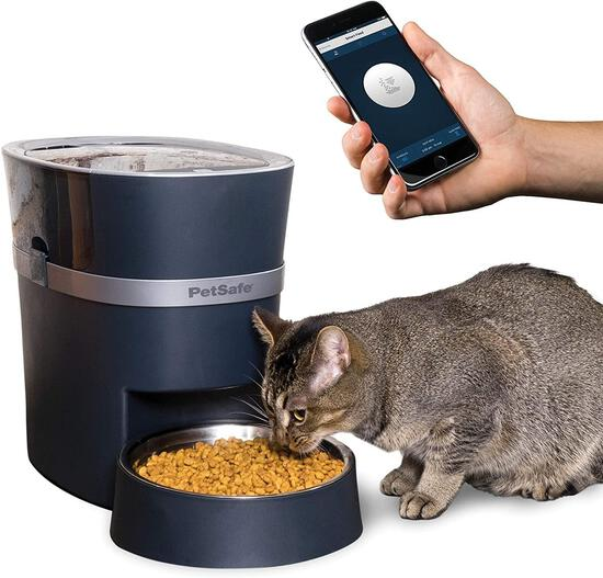 PetSafe Smart Feed Automatic Pet Feeder for Cat and Dogs (PFD00-16828) - $169.95 MSRP