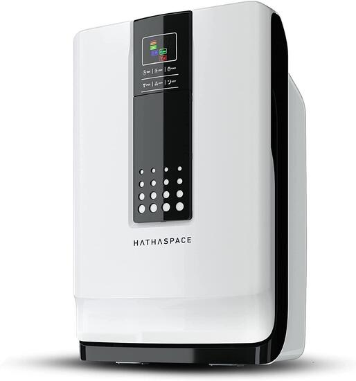 HATHASPACE Smart True HEPA Air Purifier for Home, 5-in-1 Large Room Air Cleaner $199.99 MSRP