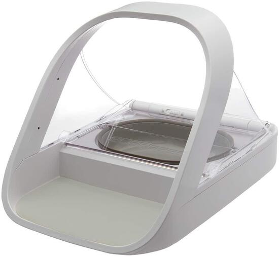 SureFeed - Microchip Pet Feeder - Selective-Automatic Pet Feeder Makes Meal Times $146.05 MSRP