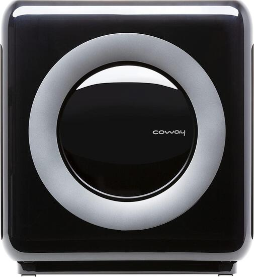 Coway AP-1512HH Mighty Air Purifier With True HEPA...And Eco Mode,...Black/Silver - $200.98 MSRP