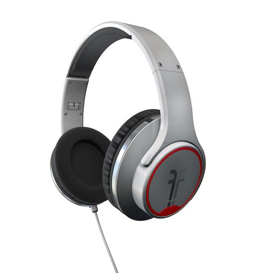 Flips Audio Collapsible HD Headphones And Stereo Speakers, White - $33.52 MSRP