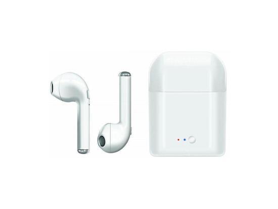 Gentek TW2 Tru Wireless Earbuds - White - $19.99 MSRP