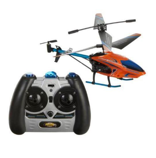 NKOK 7305 Air Banditz 3.5CH IR/USB HyperSpeed Remote Control Toy, Red (Color May Vary)- $29.99 MSRP