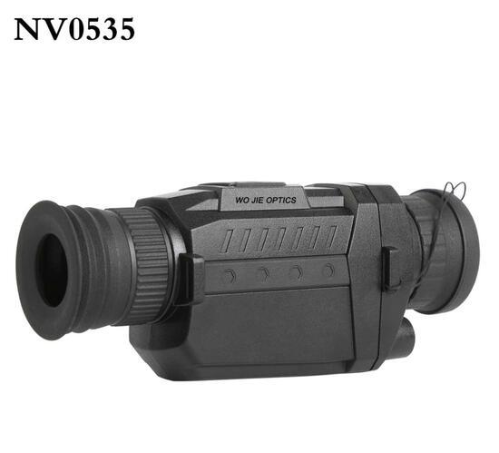 NV0535 Night Vision 5X Infrared Digital Camera Video 200m Range Monocular Scope, $249.99 (BRAND NEW)