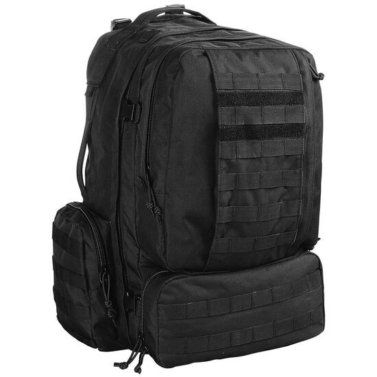World Famous Sports Large Tactical Pack, Black - $74.99 MSRP