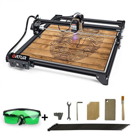 ORTUR Laser Master 2, Laser Engraver CNC, Laser Engraving Cutting Machine, $269.99 MSRP (BRAND NEW)