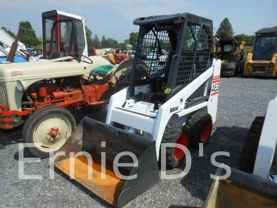 Bobcat 463 Skid Loader