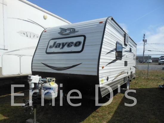 2017 Jayco Jay Flight SLX 195RB Trailer, VIN # 1UJBJ0AJ2H17A0228