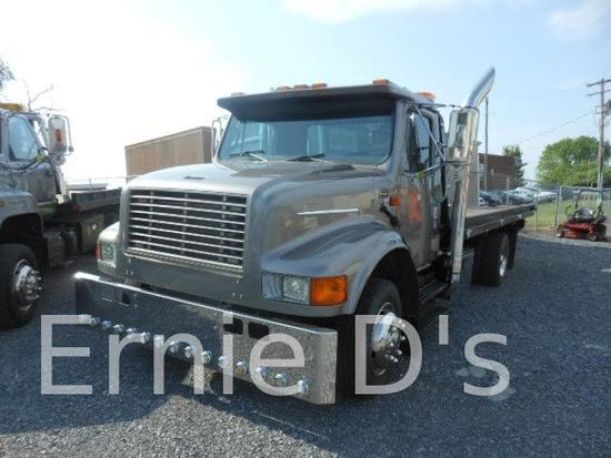 1997 International 4700 Truck, VIN # 1HTSCABM8VH463487