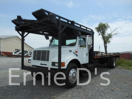 1997 International 4900 Truck, VIN # 1HTSDAAN8VH434059