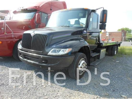 2003 International 4300 Truck, VIN # 1HTMMAAM33H565655
