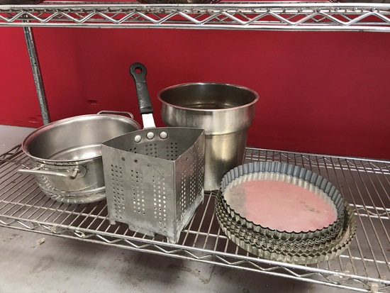 Lot Of Cooking Items