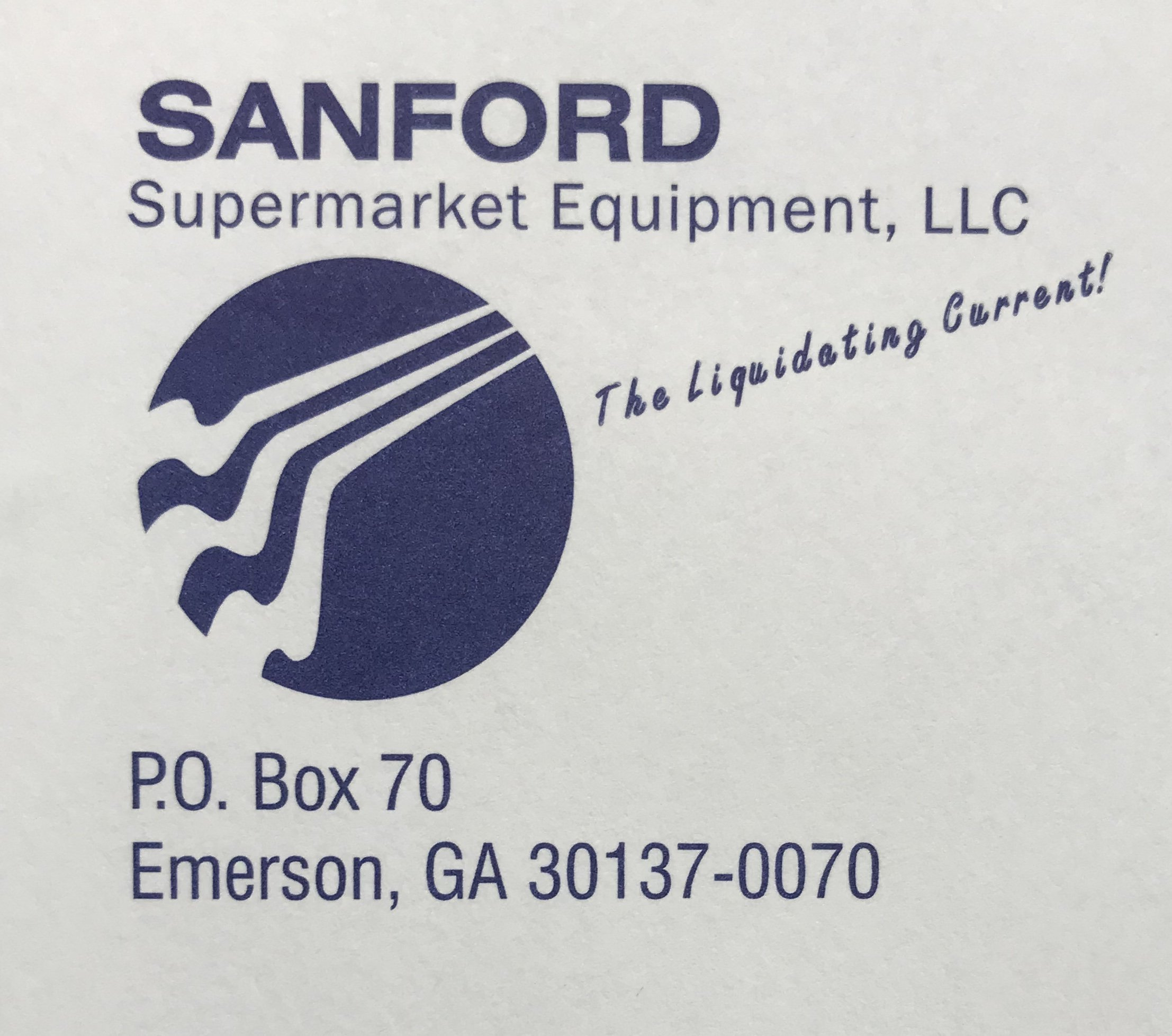 Sanford Supermarket Equipment