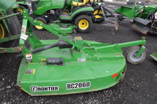 "FRONTIER RC2060 60"" FINISH  MOWER"