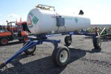1,000 GAL ANHYDROUS WAGON, DUAL LIFT FRAME