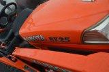 KUBOTA BX25 W/ LA240 LOADER, W/ BT601 BACKHOE, HYD, 4WD, 1,164 HRS