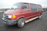 02 DODGE CONVERSION VAN DISCOVERY, 118,000 MILES , AIR, POWER CONTROLS, 3RD