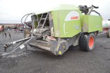 09' CLAAS ROLLIANT 355 UNIWRAP BALER/ WRAPPER  W/ CLAAS MONITOR ,  ROTO COU