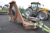 SHULTE 10' ROTARY MOWER, X 1000 SERIES 2, W/ STOMP JUMPERS