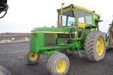 JD 4030 W/ 5,299 HRS, CAB, 2WD