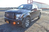 2011 F150 W/131,021 MILES, 5.0 MOTOR,4WD, EXT CAB, SHORT BOX, AUTOMATIC,