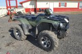 2016 HONDA ATV RUBRICON, FUEL INJECTION, INDEPENDENT REAR SUSPENTION, 4WD,