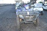 '04 POLARIS 500 H.O. SPORTSMAN 4- WHEELER, 4WD, REG