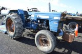 LONG 510 TRACTOR W/ 1 REMOTE, 2WD, 540 PTO, 3PT, FRONT WEIGHTS