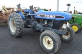 FORD 3930, TURBO W/ 2 WD, 943 HRS, 2 REMOTES