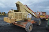 JLG 40F MANLIFT W/ WISCONSIN 4 CYLINGER ENGINE, GAS/PROPANE, 40' BOOM, 2WD