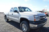 '05 CHEVY TRUCK, EXTENDED CAB, GAS, 285,000 MI,4WD,AUTOMATIC