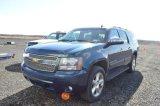 '07 CHEVY SUBERBAN LTZ, 7 PASSENGER, 4WD, GAS V.I.N.# 3GNFK16317G235998