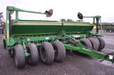 GREAT PLAINS 1500 GRAIN DRILL W/ SEEDER, 15', MARKERS