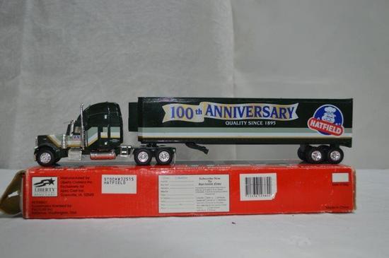 """Hatfield """"100th Anniversary"""" Semi (1/64th scale)"""