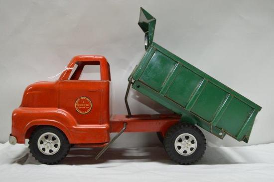 Dunwell dump truck