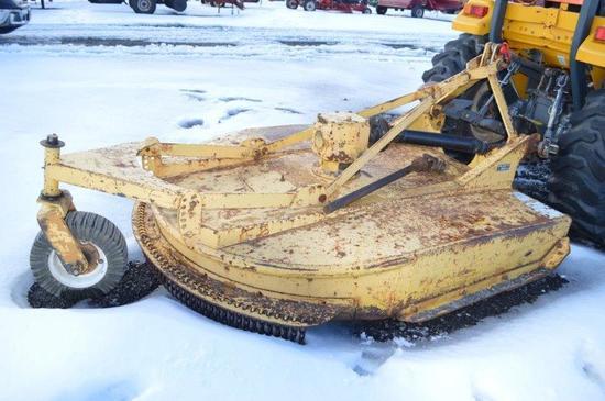Woods HD 5' 3pt rotary mower,540 PTO